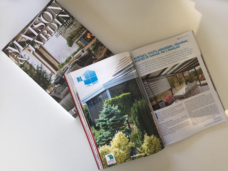 C Maison Et Jardin Magazine maison et jardin décembre 2019 - fabricant et installateur